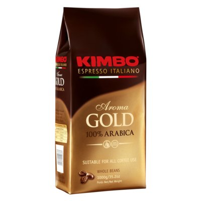 Kawa ziarnista KIMBO Aroma Gold 500g Electro 283339