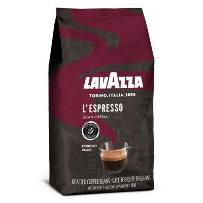 Kawa ziarnista LAVAZZA Caffe Espresso Barista Gran Crema 1 kg Electro 263823