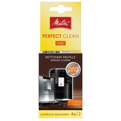 Tabletki czyszczące do ekspresów MELITTA Perfect Clean Tabs Electro 307386
