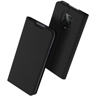 Etui DUXDUCIS SkinPro do Xiaomi Redmi Note 9S/9 Pro Czarny Electro 308192