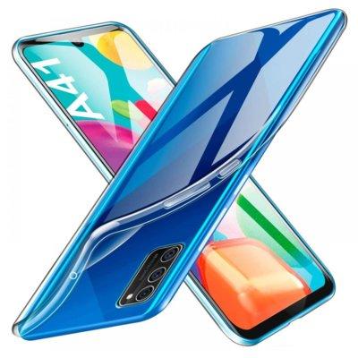 Etui TECH-PROTECT FlexAir do Samsung Galaxy A41 Przezroczysty Electro 308289
