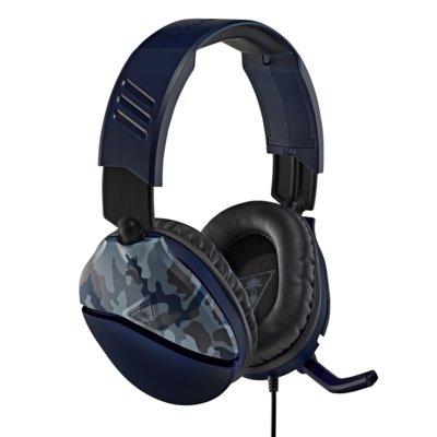 Słuchawki nauszne TURTLE BEACH Recon 70 Camo Niebieski Electro e1349438