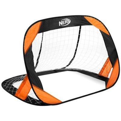 Bramka do piłki nożnej SPOKEY Hasbro Nerf Buckler (120 x 80cm) Czarno-pomarańczowy Electro e1350184