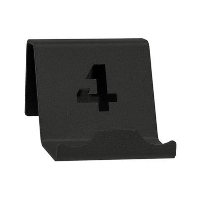 Zestaw uchwytów 4MOUNT do konsoli PS4 Pro Czarny Electro 310823