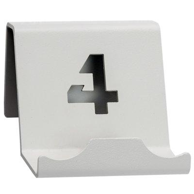 Uchwyt do kontrolera 4MOUNT DualShock 4 Biały Electro 310820