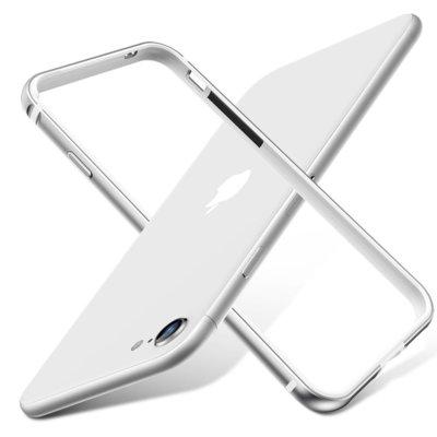 Etui ESR Edge Guard do Apple iPhone 7/8/SE 2020 Srebrny Electro 310578