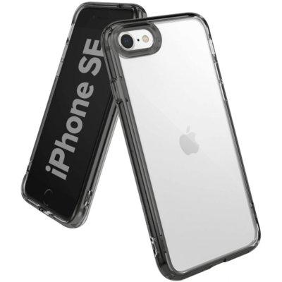 Etui RINGKE Fusion do Apple iPhone 7/8/SE 2020 Przezroczysto-czarny Electro 310596