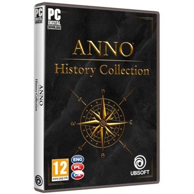 Anno: History Collection Gra PC Electro 313612