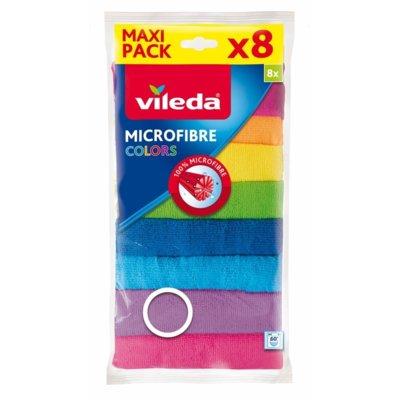 Ściereczka VILEDA Mikrofibra Colors Electro 314121