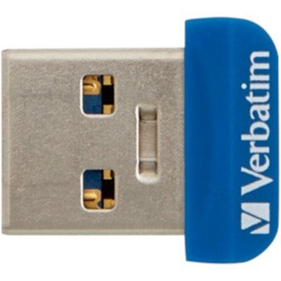 Pamięć VERBATIM Nano Store n Stay 16GB USB 3.0 Electro e1354985