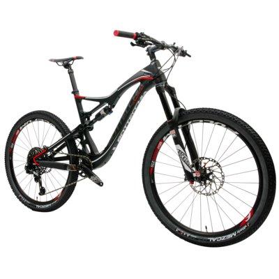 Rower górski MTB BOTTECCHIA Fedaia M19 Karbonowy mat Electro 314786