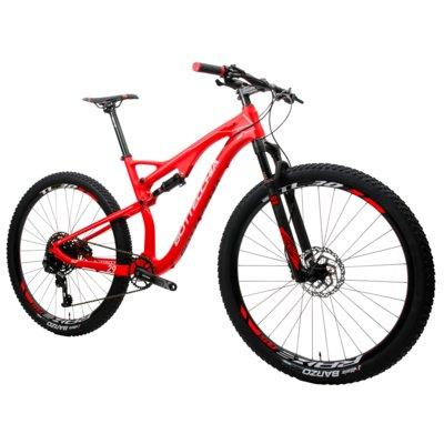 Rower górski MTB BOTTECCHIA Gardena M17 Czerwony Electro 314791