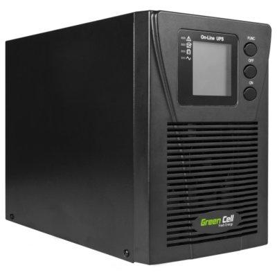 Zasilacz UPS GREEN CELL MPII UPS17 1000VA