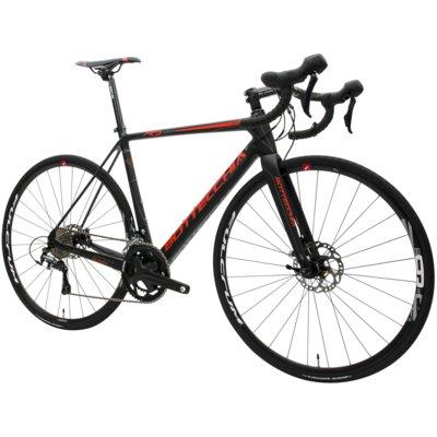 Rower BOTTECCHIA Racing Domina M20 Czarno-czerwony Electro 314787