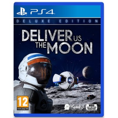 Deliver Us The Moon – Edycja Deluxe Gra PS4 Electro 315227