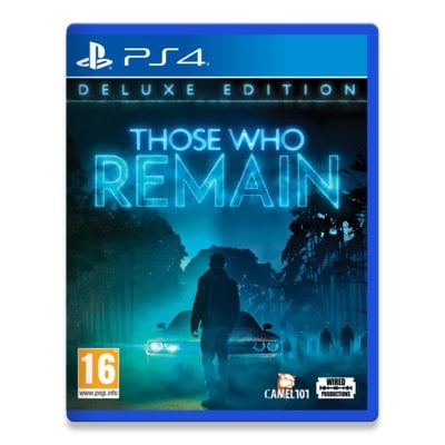 Those Who Remain – Edycja Deluxe Gra PS4 Electro 315225