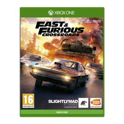 Fast & Furious Crossroads Gra XBOX ONE Electro 315223