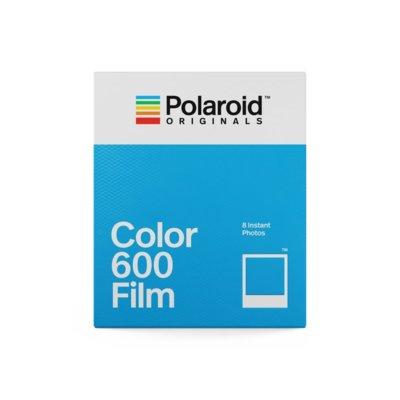 Wkłady do aparatu POLAROID 600 Color Film (8 zdjęć) Electro 323113