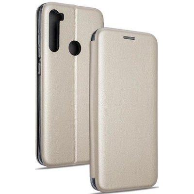 Etui BOOK MAGNETIC do Xiaomi Redmi Note 8T Złoty Electro 316117