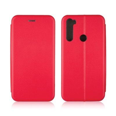 Etui BOOK MAGNETIC do Xiaomi Redmi Note 8T Czerwony Electro 316114
