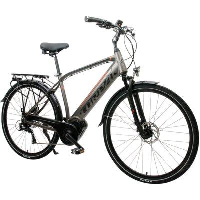 Rower elektryczny TORPADO Eros M20 Grafitowy mat Electro 316253