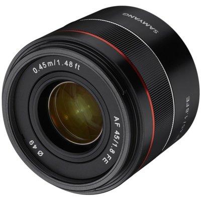 Obiektyw SAMYANG 45 mm f/1.8 Sony FE