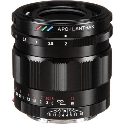 Obiektyw VOIGTLANDER APO Lanthar 50 mm f/2.0 Sony E