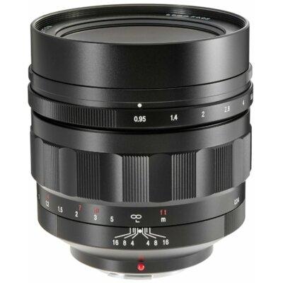 Obiektyw VOIGTLANDER 60 mm f/0.95 Nokton do Micro 4/3