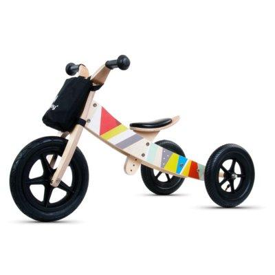 Rowerek biegowy SUN BABY Twist 2w1 Classic Wielokolorowy Electro 318612