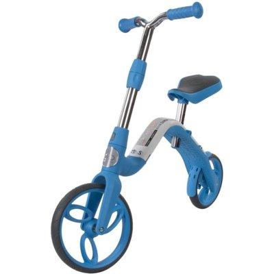 Rowerek biegowy SUN BABY Evo 360 Pro 2w1 Niebieski Electro 318623