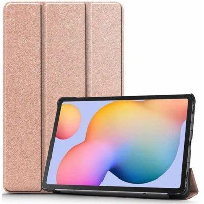 Etui TECH-PROTECT SmartCase Galaxy Tab S6 Lite 10.4 cali Różowe złoto Electro 318898