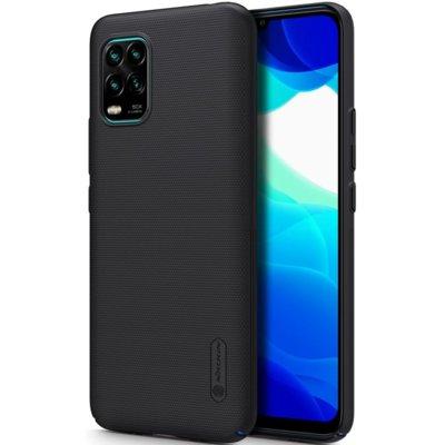 Etui NILLKIN Frosted Shield do Xiaomi Mi 10 Lite Czarny Electro 318862