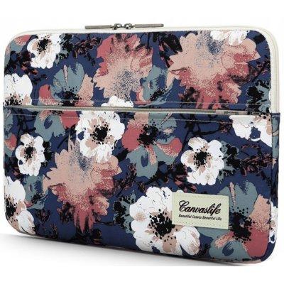 Etui na laptopa CANVASLIFE Sleeve 13-14 cali Blue Camellia Electro 322212