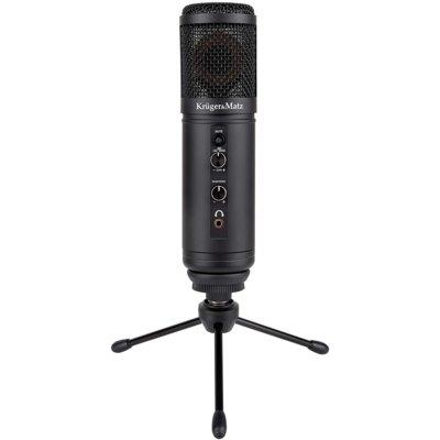 Mikrofon KRÜGER&MATZ Warrior GV-100 Electro 322670