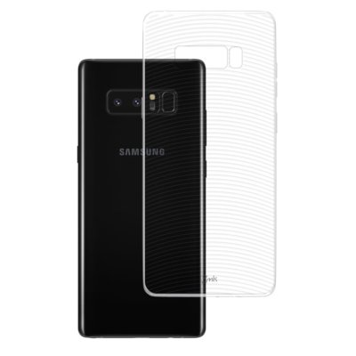 Etui 3MK Armor Case do Samsung Galaxy Note 8 Przezroczysty Electro 323448