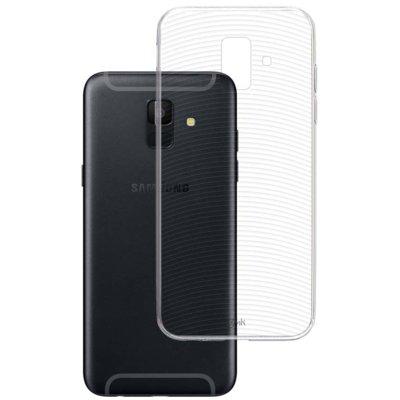 Etui 3MK Armor Case do Samsung Galaxy A6 Przezroczysty Electro 323424