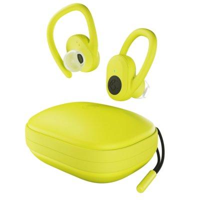 Słuchawki dokanałowe SKULLCANDY Push Ultra TWS Żółty Electro 324012