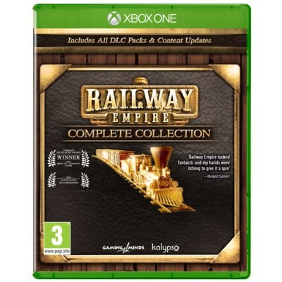 Railway Empire – Complete Collection Gra XBOX ONE Electro 325127