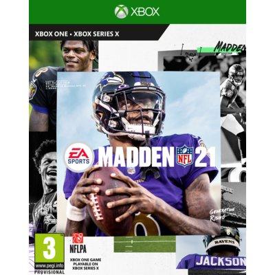 Madden NFL 21 Gra XBOX ONE Electro 325135