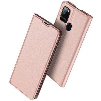 Etui DUXDUCIS SkinPro do Samsung Galaxy M21 Różowe złoto Electro 325105