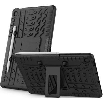 Etui TECH-PROTECT Armorlok Galaxy Tab S6 Lite 10.4 Czarny Electro 325483