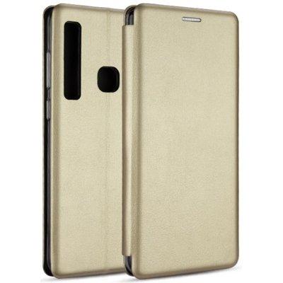 Etui BOOK MAGNETIC do Huawei P40 Lite E Złoty Electro 326237