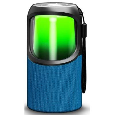 Głośnik mobilny XBLITZ Glow Czarno-niebieski Electro 330182