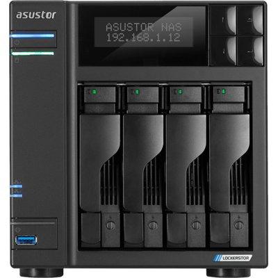 Serwer plików ASUSTOR Lockerstor 4 AS6604T Electro e1383313