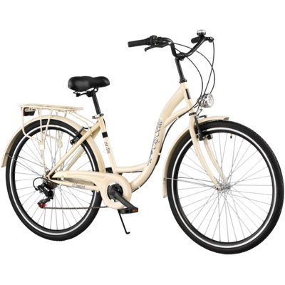 Rower miejski DAWSTAR Citybike S6B Capuccino Electro 332267