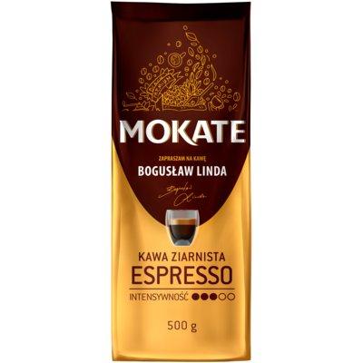 Kawa ziarnista MOKATE Espresso 500g Electro 336682
