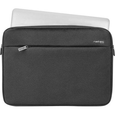 Etui do laptopa NATEC Clam 13.3 cali Czarny Electro e1394691