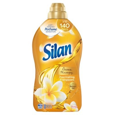 Płyn do płukania SILAN Fascinating Frangipani 1450 ml Electro 339850