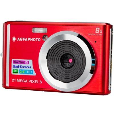 Aparat AGFAPHOTO DC5200 Czerwony