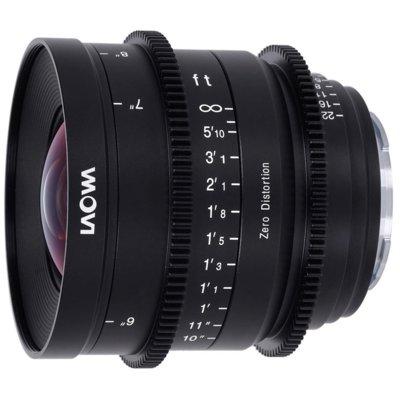 Obiektyw VENUS OPTICS LAOWA 15 mm t/2.1 Zero-D Sony E